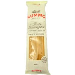 Rummo Spaghetti Grossi 500g | No. 5 | Buy Online | Italian Pasta & Ingredients | UK